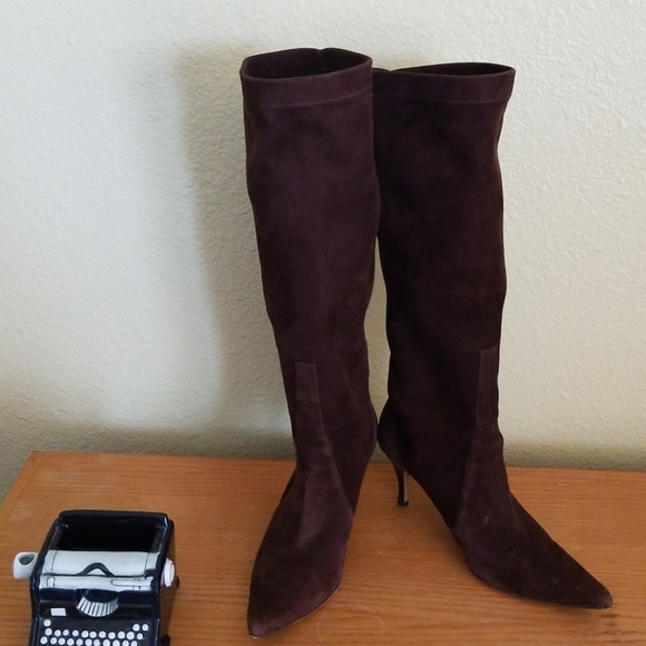 Cole Haan Schuhes   Sle Suede Stiefel Stiefel Stiefel Sz 95b   Poshmark fe0d3a